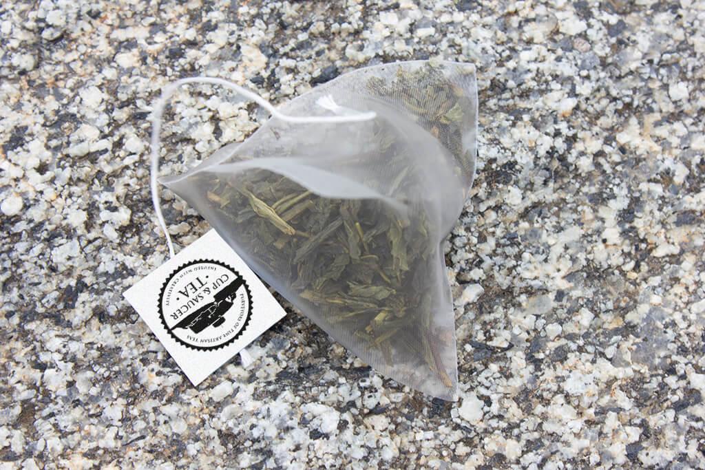 Maglorious Mint Biodegradable Tea Bags