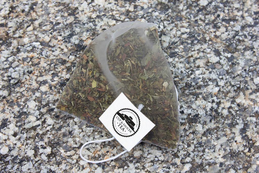 Super Fudge Biodegradable Tea Bags