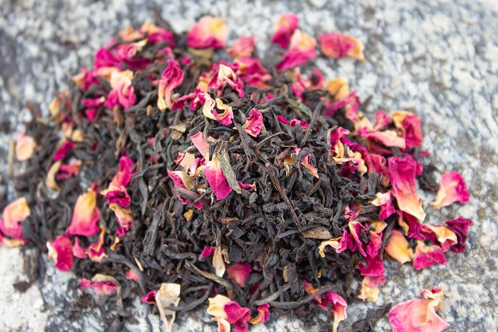 Floral Fort Grey Loose Tea