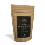 Lemon Gunpowder Tea - 250g Pouch of Loose Tea Front