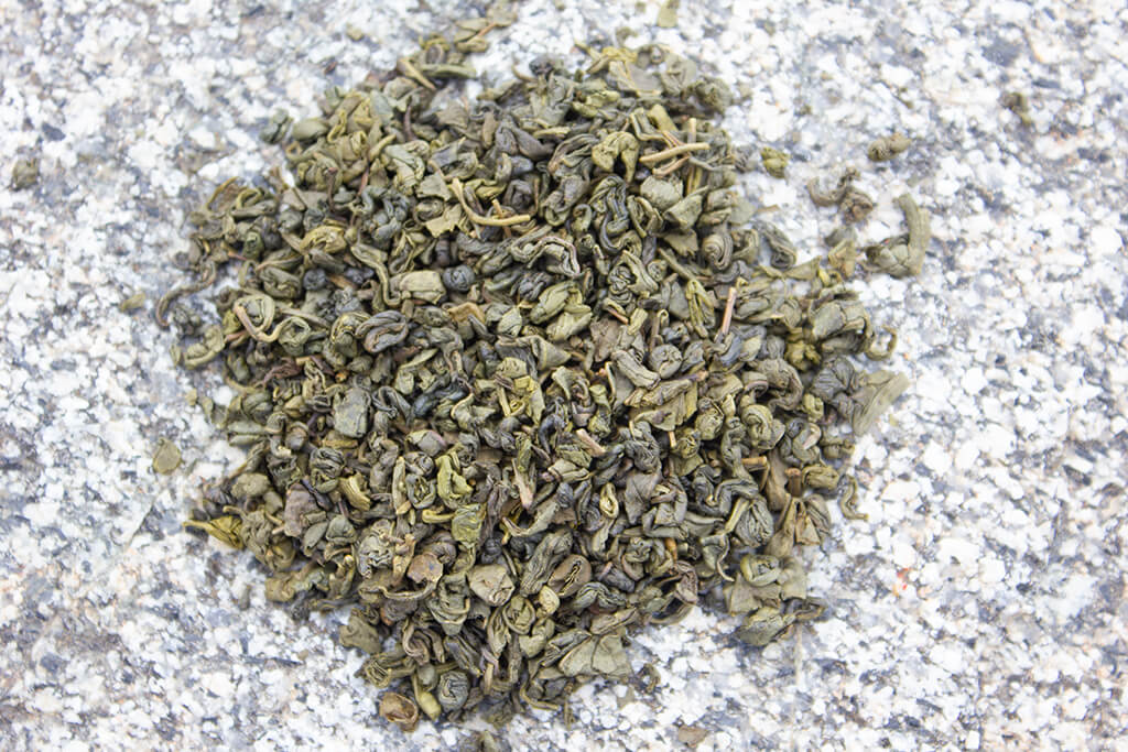Lemon Gunpowder Loose Tea