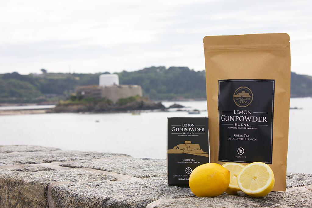 Lemon Gunpowder Tea Products