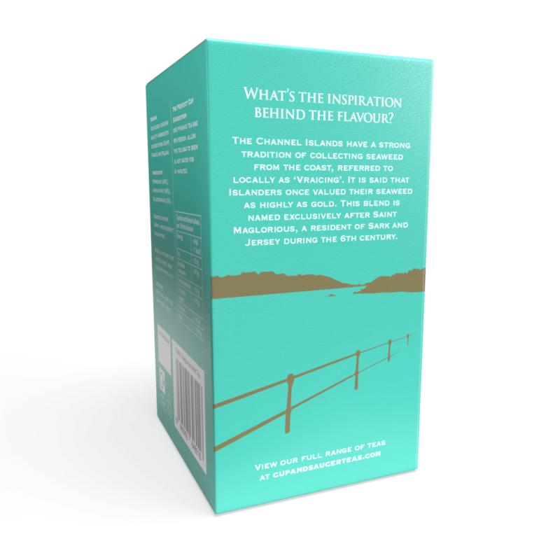 Maglorious Mint Tea - 20 Biodegradable Pyramid Tea Bags Left