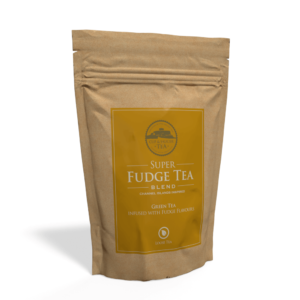 Super Fudge Tea - 250g Pouch of Loose Tea Front